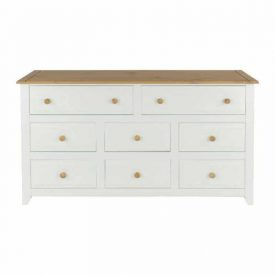 Capri 8 Drawer Chest