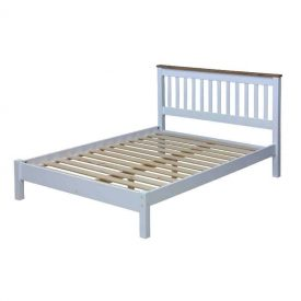 Capri Double Bedstead with Headboard